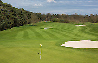 LOCHEM - Hole 9.   Lochemse Golf Club De Graafschap. COPYRIGHT KOEN SUYK