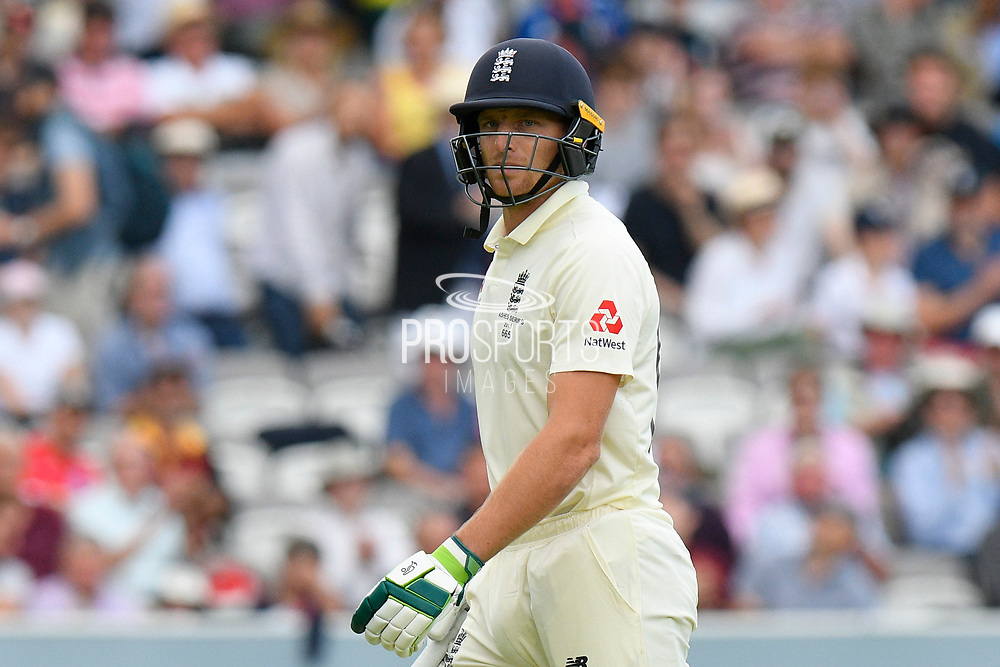 Jos Buttler of England during the International Test Match 2019 match between England and Australia at Lord's Cricket Ground, St John's Wood, United Kingdom on 18 August 2019.