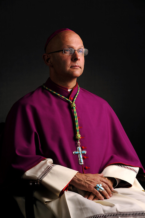 Bishop James Wall