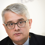 03 June 2015 - Belgium - Brussels - European Development Days - EDD - Inclusion - Building a caring world-A common challenge for Europe and emerging countries - Philippe Orliange , Executive Director for Strategy , Partnership and Communication © European Union