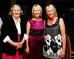 Pictured at the past pupils reunion of Rossduane N.S. Kilmeena that took place in the Clew Bay Hotel recently were Mary Moran , Eileen Kearney and Breeda Dooley...Pic Conor McKeown