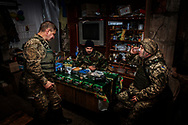 Pisky, Nr Avdiivka, eastern Ukraine, Nov. 2017.<br />