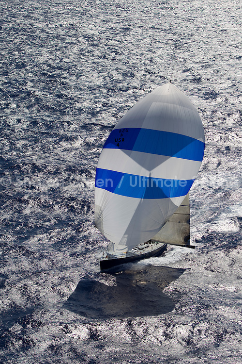 Transpac Finish 2011.Transpac Finish 2011, Pyewacket..Transpac 2011,Pyewacket.