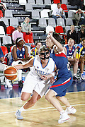 DESCRIZIONE : Valmiera Latvia Lettonia Eurobasket Women 2009 Francia Italia France Italy<br /> GIOCATORE : Chiara Pastore<br /> SQUADRA : Italia Italy<br /> EVENTO : Eurobasket Women 2009 Campionati Europei Donne 2009 <br /> GARA : Francia Italia France Italy<br /> DATA : 07/06/2009 <br /> CATEGORIA : palleggio<br /> SPORT : Pallacanestro <br /> AUTORE : Agenzia Ciamillo-Castoria/E.Castoria<br /> Galleria : Eurobasket Women 2009 <br /> Fotonotizia : Valmiera Latvia Lettonia Eurobasket Women 2009 Francia Italia France Italy<br /> Predefinita :