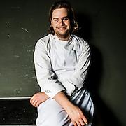 Magnus Nillson, chef at Fäviken, Järpen