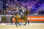 Debora Pijpers - Bluf<br /> Indoor Brabant 2017<br /> © DigiShots