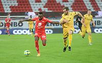 Fotball, 20. september 2020, Eliteserien, Brann-Bodø/Glimt - Daouda Bamba<br /> Brede Moe