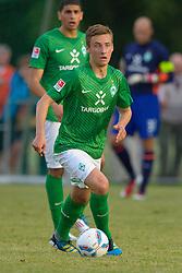 06.07.2011, An der Mühle, Norderney, GER, Werder Bremen vs SV Meppen,  Friendly Match  1. FBL  im Bild Tom Trybull (Bremen #25)  // durind the friendly Match between Werder Bremen vs SV Meppen, at the trainingscamp on the Mihle 2011/07/04  EXPA Pictures © 2011, PhotoCredit: EXPA/ nph/  Kokenge       ****** out of GER / CRO  / BEL ******