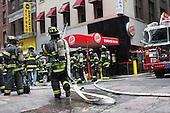 Fire at Burger King