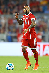 August 1, 2017 - Munich, Germany - Arturo Vidal of Bayern during the second Audi Cup football match between FC Bayern Munich and FC Liverpool in the stadium in Munich, southern Germany, on August 1, 2017. (Credit Image: © Matteo Ciambelli/NurPhoto via ZUMA Press)
