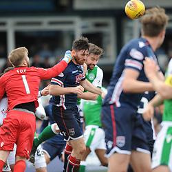 Ross County v Hibs, Scottish Premiership, 7 April 2018