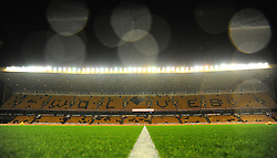 General views of Molineux stadium - Mandatory by-line: Nizaam Jones/JMP - 02/01/2018 - FOOTBALL - Molineux - Wolverhampton, England- Wolverhampton Wanderers v Brentford -Sky Bet Championship