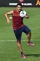 Marquinho <br /> Riscone (Brunico) 13.7.2013 <br /> Football Calcio 2013/2014 Serie A<br /> Ritiro precampionato AS Roma <br /> As Roma pre season training<br /> Foto Gino Mancini / Insidefoto