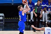 DESCRIZIONE : Lille Eurobasket 2015 Ottavi di Finale Israele Italia Israel Italy<br /> GIOCATORE : Nicol&ograve; Melli<br /> CATEGORIA : nazionale maschile senior A<br /> GARA : Lille Eurobasket 2015 Ottavi di Finale Israele Italia Israel Italy<br /> DATA : 13/09/2015<br /> AUTORE : Agenzia Ciamillo-Castoria