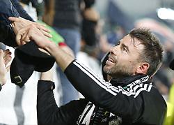 May 19, 2019 - Turin, ITA, Italy - Andrea Barzagli during Serie A match between Juventus v Atalanta, in Turin, on May 19, 2019  (Credit Image: © Loris Roselli/NurPhoto via ZUMA Press)
