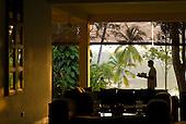 Sri Lanka. The River House
