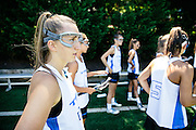 Jul 22, 2015; Baltimore, MD, USA; TRUE Lacrosse brand shoot at Boy's Latin School of Maryland in Baltimore, MD. Girls. Mandatory Credit: Brian Schneider-www.ebrianschneider.com