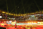 JOHANNESBURG, SOUTH AFRICA- Sunday 11 July 2010,  during the closing ceremony held at Soccer City in Soweto during the 2010 FIFA Soccer World Cup..Photo by Roger Sedres/Image SA