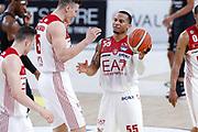 Jerrells Curtis delusione, DOLOMITI ENERGIA TRENTINO vs EA7 EMPORIO ARMANI OLIMPIA MILANO, gara 6 Finale Play off Lega Basket Serie A 2017/2018, PalaTrento Trento 15 giugno 2018 - FOTO: Bertani/Ciamillo
