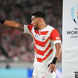 20,09,2019 Japan v Russia, Rugby World Cup