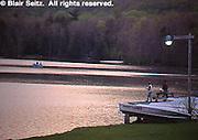 PA landscapes, Lake Fishing, Hills Creek State Park, Tioga Co., Wellsboro, PA