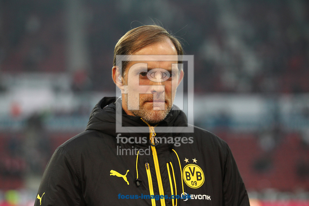Thomas Tuchel , head coach of Borussia Monchengladbach during the Bundesliga match at Coface Arena, Mainz<br /> Picture by EXPA Pictures/Focus Images Ltd 07814482222<br /> 29/01/2017<br /> *** UK &amp; IRELAND ONLY ***<br /> <br /> EXPA-EIB-170129-0151.jpg