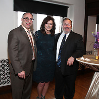 Tom and Deborah DeRosa, Scott Roy