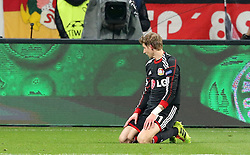 Football: Champions League<br /> Bayer 04 Leverkusen vs Paris Saint Germains (PSG)<br /> Stefan Kiessling (Bayer)  *** Local Caption *** © pixathlon