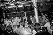 Crowd Watching The Riffs, High Wycombe, UK, 1980s.