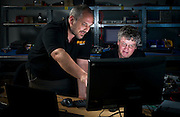 Engineers working at Rex Bionics.