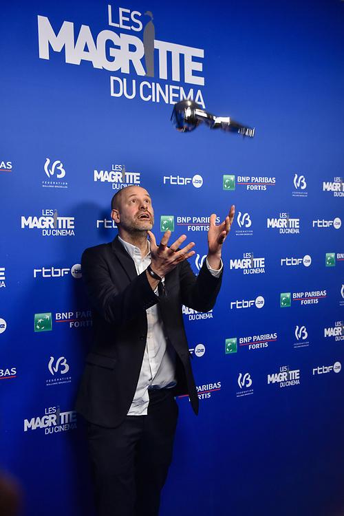 ©MagritteduCinéma2019-RTBF-Square-Brussels-02/02/2019 #magritte du cinema