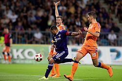 Marcos Magno Morales Tavares of NK Maribor during 2nd Leg football match between NK Maribor and Rangers FC in 3rd Qualifying Round of UEFA Europa League 2018/19, on August 16, 2018 in Stadion Ljudski vrt, Maribor, Slovenia. Photo by Urban Urbanc / Sportida