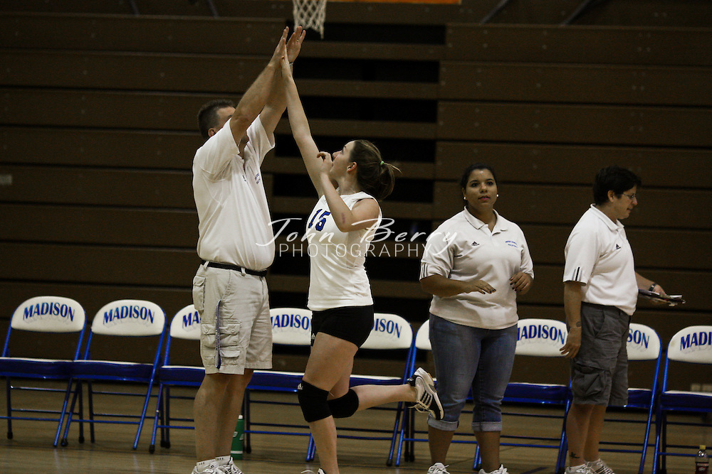 MCHS Varsity Volleyball .vs Rappahannock .10/9/2008