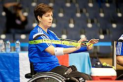 FRA v GBR, Wheelchair Basketball, 2015 European Championships, Women's Bronze Medal Match