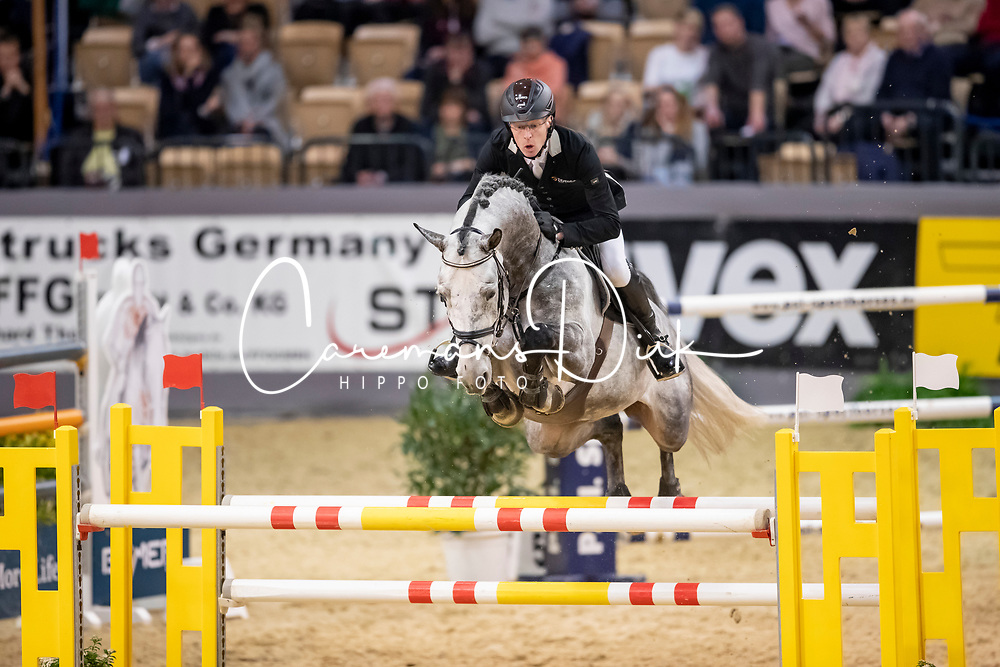 Rieskamp-Goedeking Tim, GER, Cornet de Lande<br /> Prize of Performance Sales International<br /> Neumünster - VR Classics 2019<br /> © Hippo Foto - Stefan Lafrentz