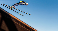 04.03.2017, Lahti, FIN, FIS Weltmeisterschaften Ski Nordisch, Lahti 2017, Skisprung Herren, Team, im Bild Evgeniy Klimov (RUS) // Evgeniy Klimov of Russian Federation // during Mens Team Skijumping of FIS Nordic Ski World Championships 2017. Lahti, Finland on 2017/03/04. EXPA Pictures © 2017, PhotoCredit: EXPA/ JFK