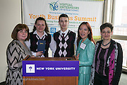 Virtual Enterprises International's Global Business Challenge was part of the Youth Business Summit held at NYU's Kimmel Center in New York on April 1, 2014. (Photo: JeffreyHolmes.com)