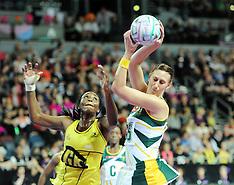 Auckland-Netball, Fast 5, South Africa v Jamaica, November 11