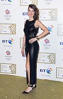 LONDON - NOVEMBER 30: Ashleigh Ball attended the British Olympic Ball at the Grosvenor House Hotel, London, UK. November 30, 2012. (Photo by Richard Goldschmidt)