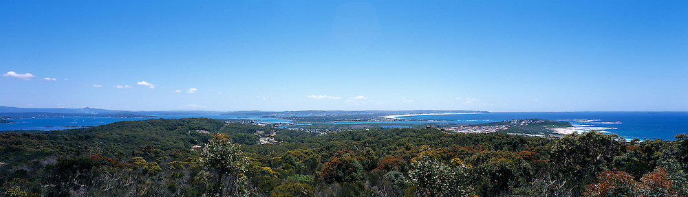 Views of Lake Macquarie, NSW, Australia