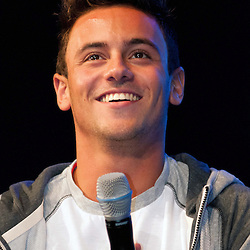 Tom Daley | Glasgow 2014 Ambassador | 8 September 2013