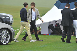 DOUGLAS BOOTH at the Sentebale Polo Cup held at Coworth Park, Berkshire on 12th June 2011.