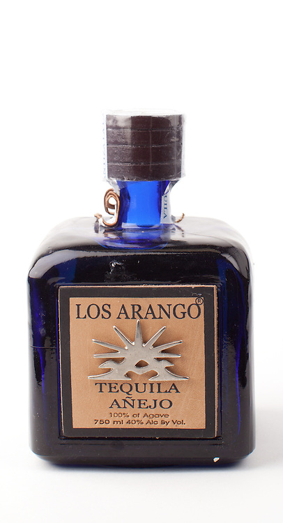 Los Arango anejo -- Image originally appeared in the Tequila Matchmaker: http://tequilamatchmaker.com