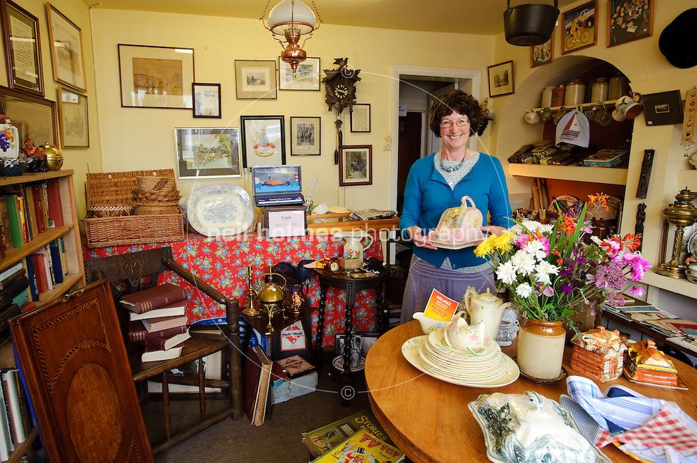 Frances Atkinson who runs Allsorts on Grape Lane