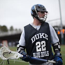 2010-01-22 Practice at Duke Lacrosse