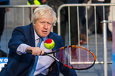 2014-11-24 Boris Johnson welcomes wheelchair tennis players to London