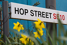 2018-03-15 SWNS - Royal Mail - Hop Street signage
