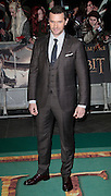 Dec 1, 2014 - The Hobbit: The Battle Of The Five Armies -World Premiere - Red Carpet arrivals at Odeon,  Leicester Square, London<br /> <br /> Pictured: Richard Armitage<br /> ©Exclusivepix Media