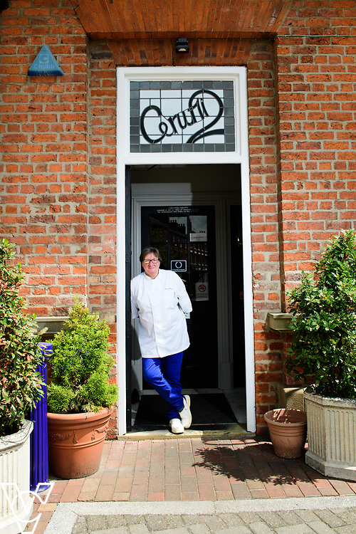 Network Rail Insight Magazine feature on Cerutti 2 based in Station Square, Beverley, Hull.  The restaurant is ran by Tina Cerutti.<br /> <br /> Picture: Chris Vaughan Photography<br /> Date: June 15, 2017