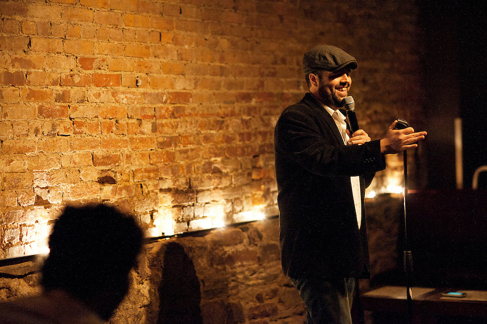 Ben Conrad, Morgan Miller, Tony Zaret - Joe Pera, Mike Brown, Nick Turner - The Cranky Pants Comedy Hour One Year Anniversary Show - November 16, 2012 - One and One